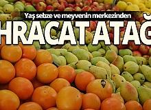 Antalya haber: Yaş sebze ve meyvenin merkezinden ihracat atağı