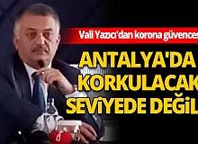 Antalya haber: Vali Ersin Yazıcı gazetecilerle biraraya geldi