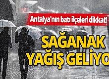 Antalya hava durumu: 13 Ağustos 2020 Perşembe günü Antalya'da hava nasıl olacak?