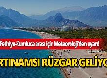 Antalya hava durumu: 8 Ağustos Cumartesi günü Antalya'da hava nasıl olacak?