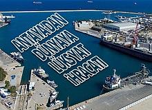 Antalya Serbest Bölge'de 20 yılda 460 yat üretildi