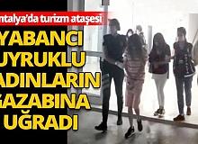 Antalya'da turizm ataşesi, hırsızların kurbanı oldu