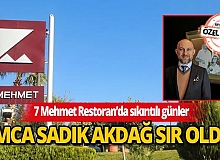 Antalya'nın ünlü markası 7 Mehmet Restoran'da sıkıntılı günler