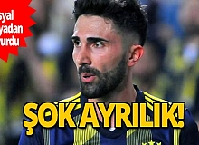Hasan Ali Kaldırım, 8 yıldır formasını giydiği Fenerbahçe'den ayrıldı