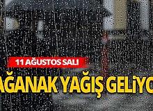 Hava durumu: 11 Ağustos 2020 Salı günü Antalya'da hava nasıl olacak?