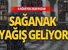 Hava durumu: 9 Ağustos 2020 Pazar günü Antalya'da hava nasıl olacak?
