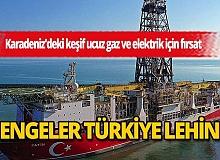 Karadeniz'deki keşif doğal gazda dengeleri Türkiye lehine çevirecek