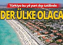 Rus turizm sektöründen 'Türkiye bu yıl da yurt dışı tatilinde lider ülke olacak' açıklaması