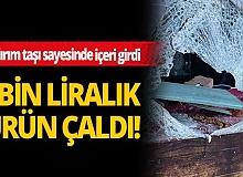 Son dakika Antalya haber:  8 bin lira değerinde el yapımı tesbih ve bileklik çaldı!