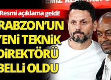 Trabzonspor'da Eddie Newton'ı teknik direktörlük görevine getirdi
