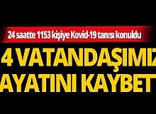 Türkiye'de koronavirüs nedeniyle 14 kişi hayatını kaybetti