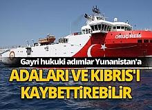 Uzmanlar Türkiye -Yunanistan gerilimine ilişkin açıklama yaptı