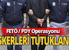 12 İlde FETÖ / PDY Operasyonu