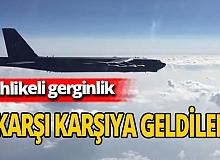 ABD ile Rus uçakları arasında gerilim