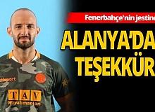 Alanyaspor'dan Fenerbahçe'ye teşekkür