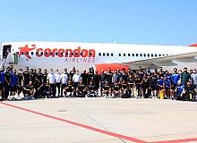 Alanyaspor'un UEFA Avrupa Ligi yolculuğu başladı