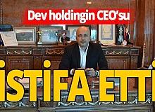 Albayraklar Holding CEO'su  görevinden ayrıldı