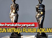 Altın Portakal'ın Uzun Metrajlı Filmleri açıklandı