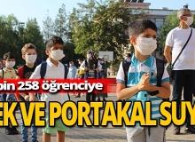 Antalya haber: Öğrencilere sürpriz