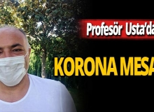 Antalya haber: Prof.Dr. Coşkun Usta'dan  koronavirüse domino benzetmesi