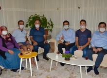 Antalya haber: Vekil Köse'den şehit ailesine ziyaret
