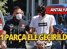 Antalya'da şok baskın!