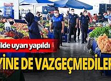 Antalya'da tüm uyarıları hiçe saydılar