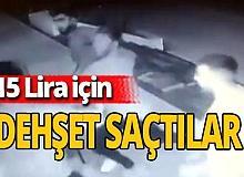 Antalya haber: 15 Lira için dövdüler