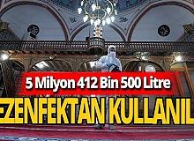 Antalya haber: 2 Olimpik havuzu doldurabilir