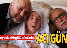 Antalya haber: Görgülü ailesinin acı günü