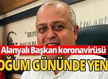 Antalya haber: Alanyalı başkan koronavirüsü yendi