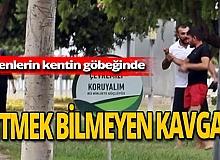 Antalya haber: Kuzenlerin kavgasını polis ayırdı