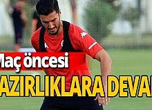Antalya haber: Antalyaspor antrenmanı bırakmıyor