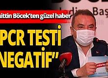 Antalya haber: Belediye açıkladı! Muhittin Böcek'ten güzel haber