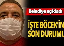 Antalya haber: Belediye'den Başkan Böcek hakkında açıklama