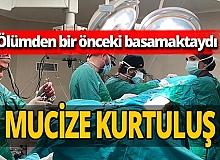 Antalya haber: Bilinci tamamen kapandı, acil ameliyata alındı