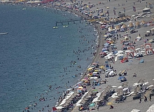 Antalya haber: Bir ayda yarım milyondan fazla Rus turisti ağırladı
