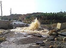 Antalya haber: Boru patladı tarım alanları göl oldu