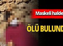 Antalya haber: Boynundan asılı halde ölü bulundu
