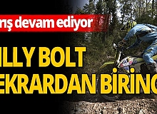Antalya haber: Bu görüntüler nefes kesti! Yarış devam ediyor