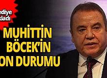 Antalya haber: Büyükşehir'den Muhittin Böcek açıklaması