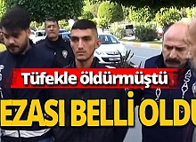 """Antalya haber: Deniz Baş'ın katili: """"Çok pişmanım"""""""