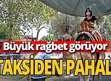 Antalya haber: Develer taksiden pahalı