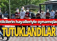 Antalya haber: Dolandırıcılar tutuklandı