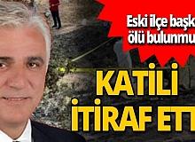 Antalya haber: Eski başkan Haluk Yalçın'ın katili yakalandı