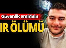 Antalya haber: Evinde fenalaşan güvenlik amiri hayatını kaybetti