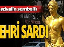 Antalya haber: Festivalin sembolü şehri sardı