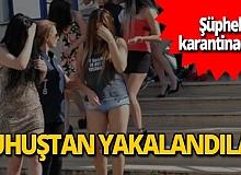 Antalya haber: Fuhuş operasyonu! 4 kişi tutuklandı