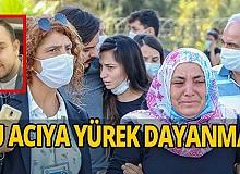 Antalya haber: Genç polisin cenazesi gözyaşları içerisinde alındı