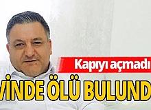 Antalya haber: Hastaneye gitmek istedi, ölü bulundu